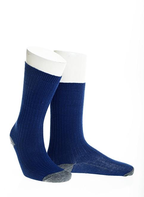 Okaidi-Obaibi Çorap Mavi